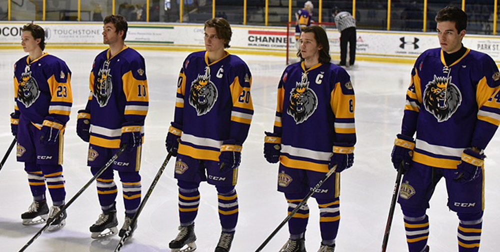 Nh Jr Monarchs Best Route To College Hockey
